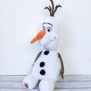 🌟 FREE with Purchase Olaf from Build a Bear